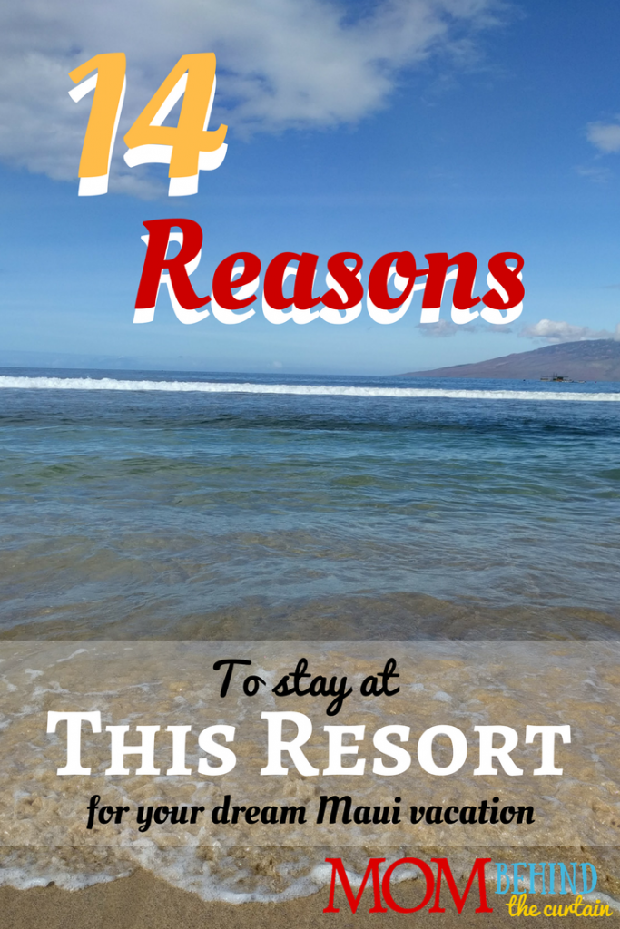 14 reasons why this is the best Maui resort for your Maui vacation. Which resort should you choose for your dream family Hawaiian trip when you travel to Maui? The BEST place to stay and why.
