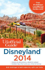 Unofficial Guide to Disneyland 192x300