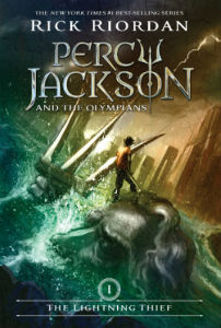 best books for boys Percy Jackson 338x500