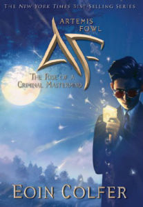 Best books for boys Artemis Fowl 345x500