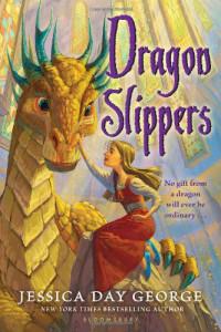 Best books for girls Dragon Slippers 333x500