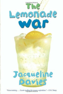 Best Books for girls Lemonade War 336x500
