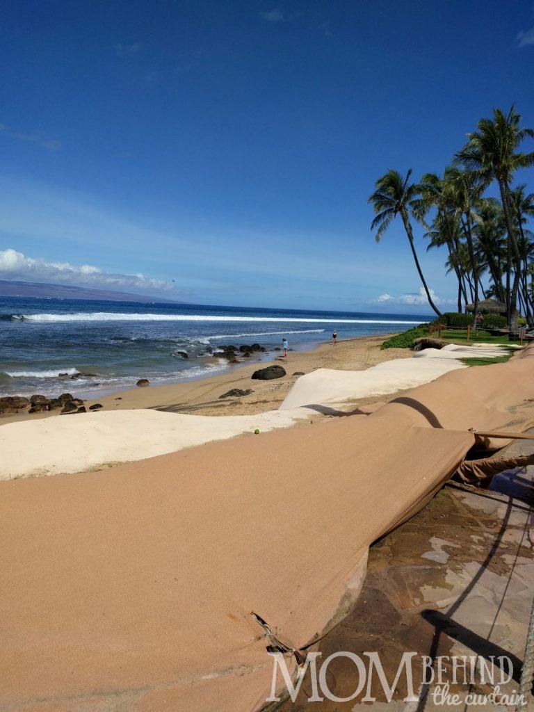 The best place to stay Maui - Hyatt Regency Resort beach