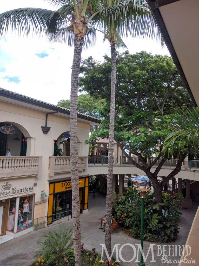 Shops at Wailea, South Maui