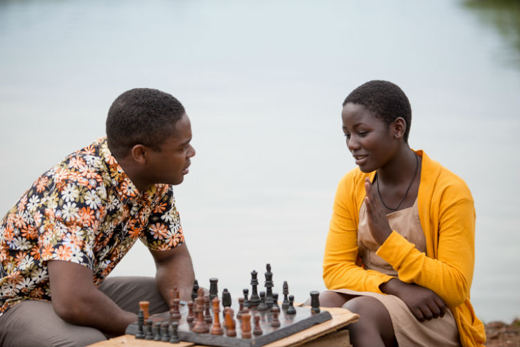 What can be learned from the roll chess can play in teaching success in Disney's movie the Queen of Katwe? An inspirational movie for teen girls.