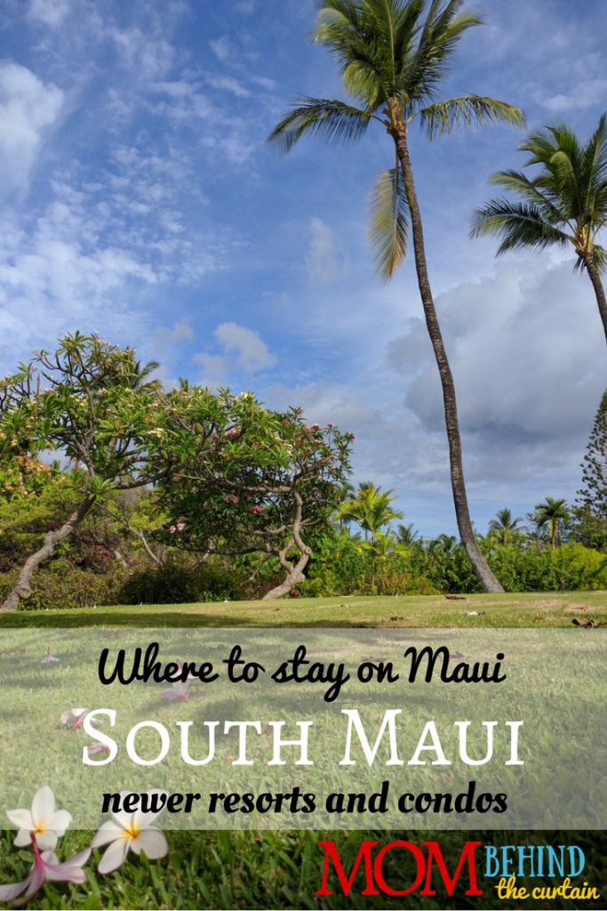 South Maui for newer resorts, lots of condos on the beach, and upscale shopping! - Where to stay on Maui