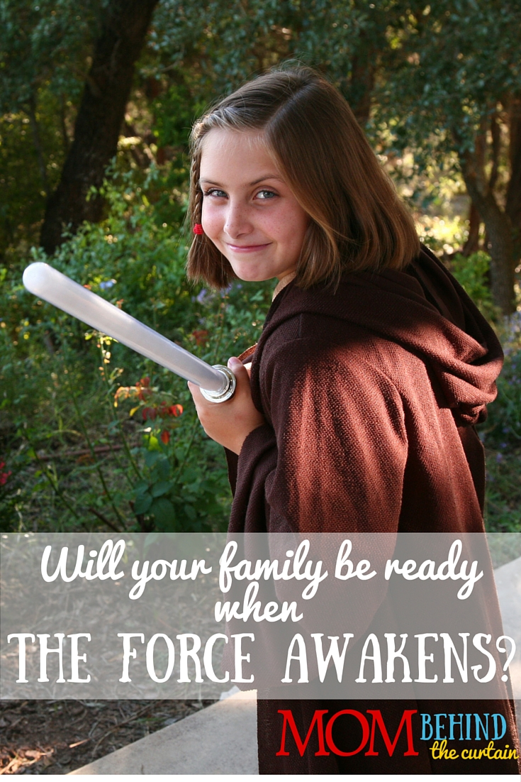 Will your family be ready when the Force Awakens? Full guide to introducing your kids or teens to the world of Star Wars.