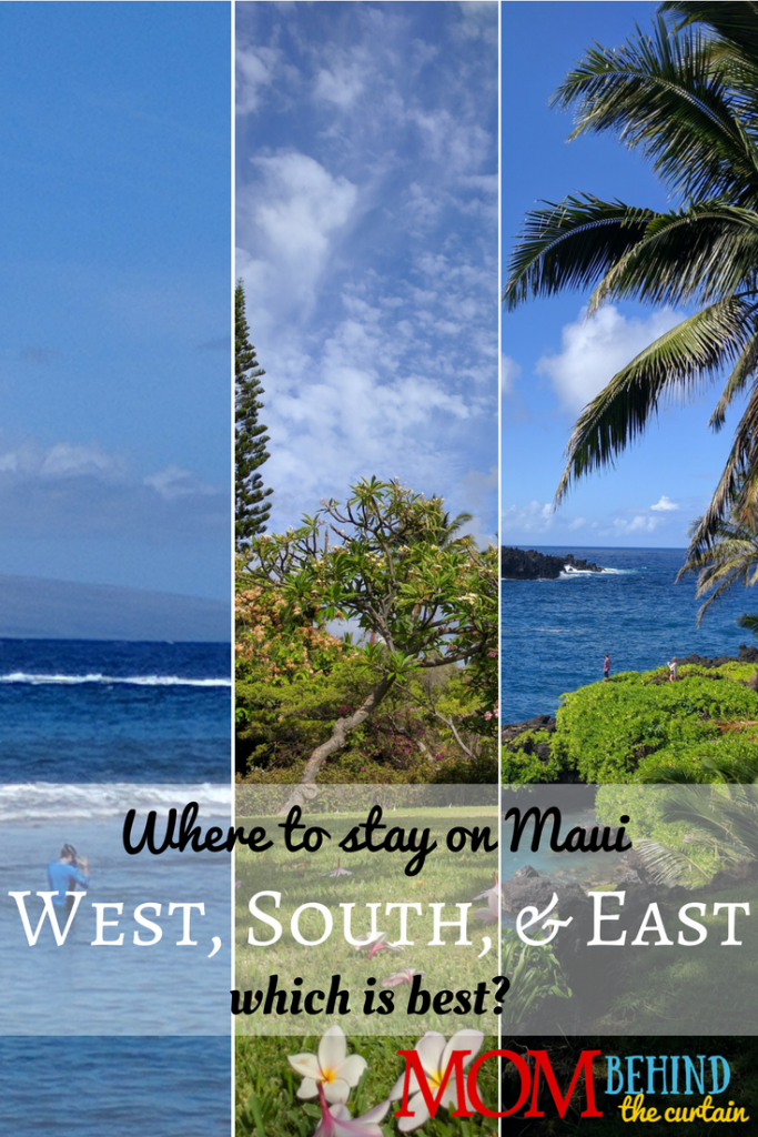 Where is the best place to stay on Maui? West, South, or East? Asimple guide to compare the three main areas of Maui to find the best resort or condo for your Hawaiian vacation.