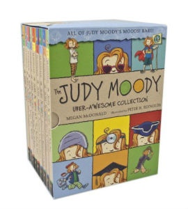 Best books for girls Judy Moody