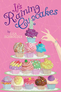 Best books for girls Raining Cupcakes 335x500
