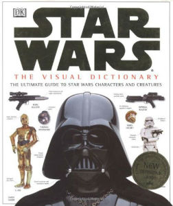 Best books for boys Star Wars Visual 420x500
