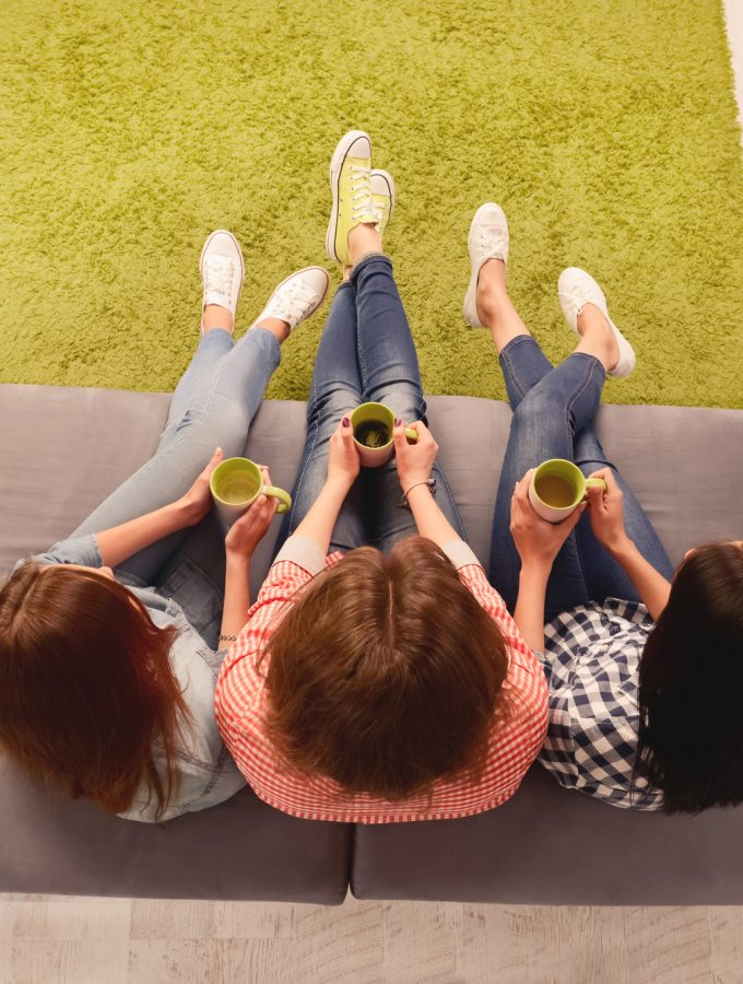 A list of the best rom-com movies for teen girls, for mothers and daughters to watch together on girls night. 13 favorites of my teen daughters, the best romantic comedies from the 90's till now.