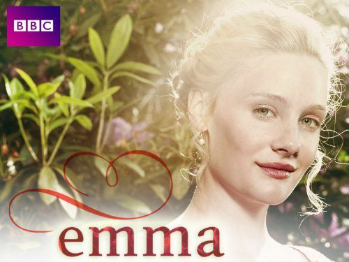 Watching the Emma BBC miniseries to improve your SAT vocabulary and reading skills.