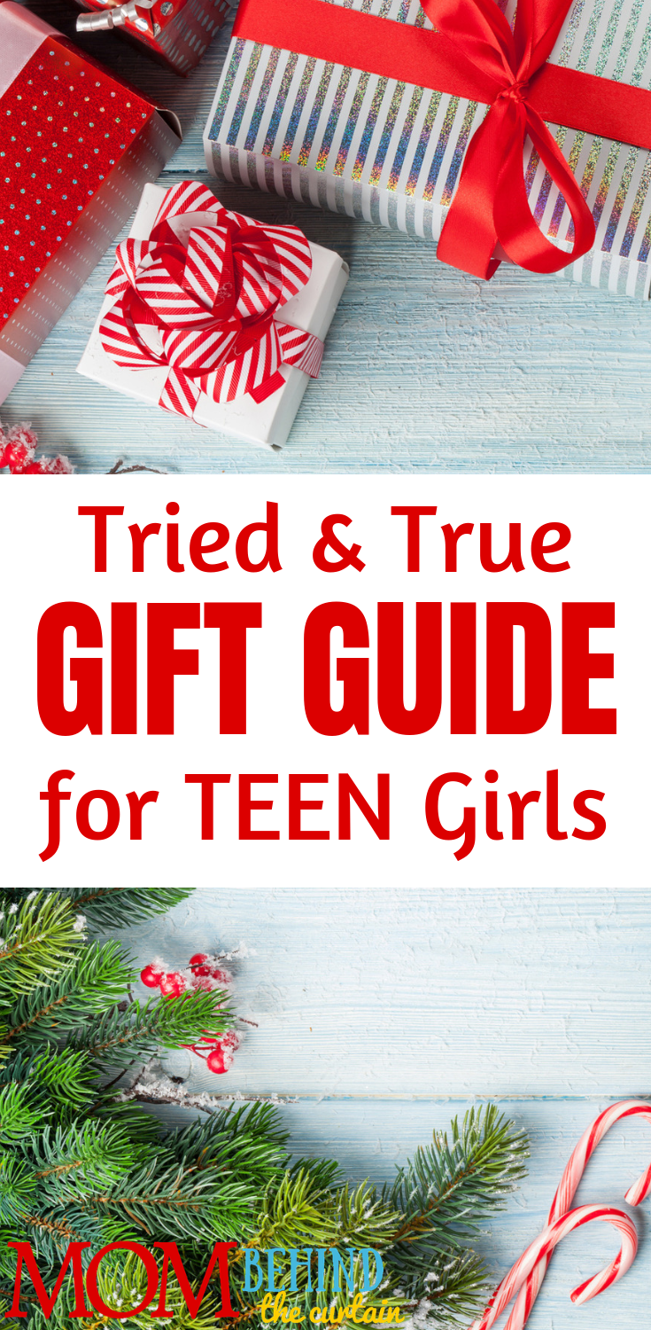 Need some great gift ideas for teen girls for Christmas? In my guide, I share gifts my teen daughters love - some that are popular and some that are unique - and some they're wishing for!