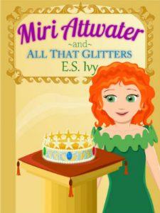 Miri Attwater and All that Glitters book - mermaid princess adventures