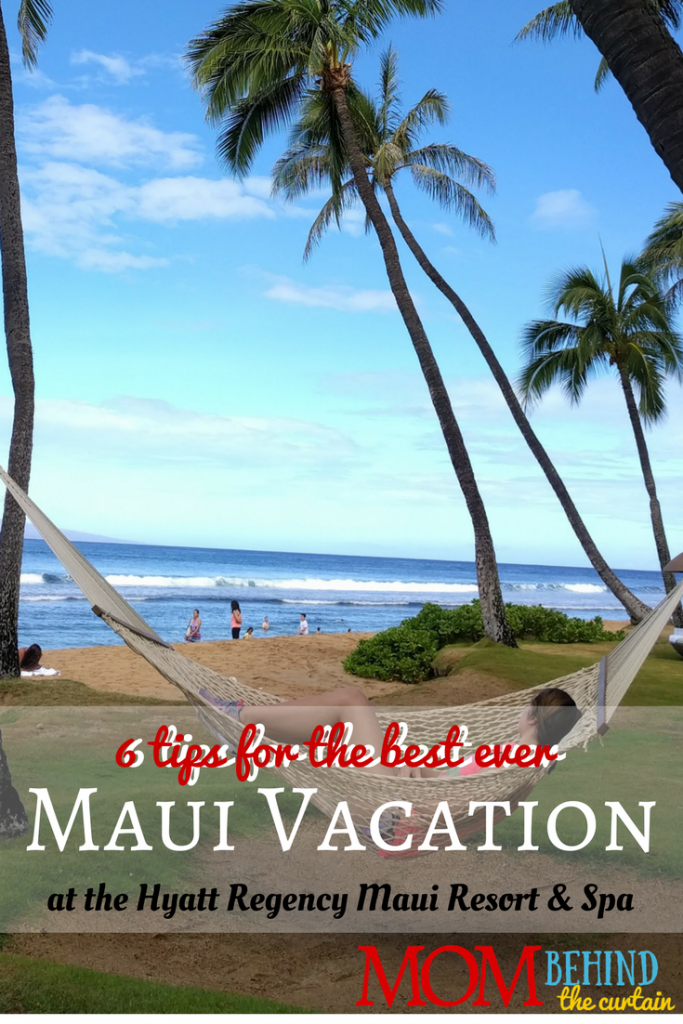 Tips to make your stay at a Maui Resort the best ever! Plan for your dream Hawaiian vacation. For families or romantic getaways. Hyatt Regency Maui Resort and Spa