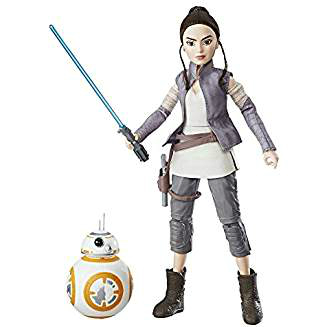 Star Wars stuff - Star Wars Forces of Destiny Rey