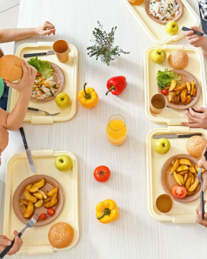 college food quality for health